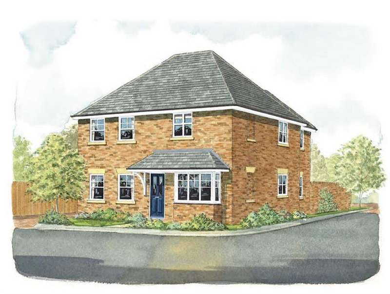 4 Bedrooms Detached House for sale in Brookfields, Stoke Hammond, Stoke Hammond