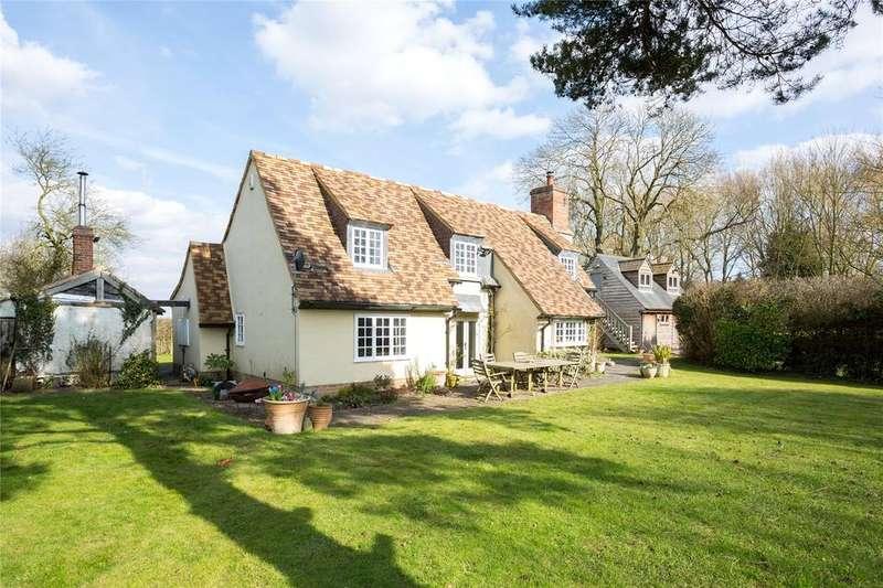 3 Bedrooms Detached House for sale in Yielden, Bedfordshire, MK44
