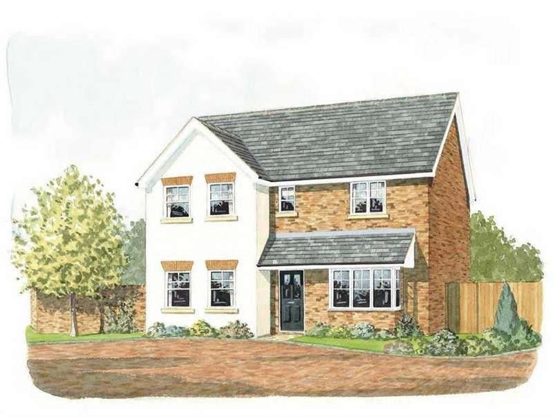 3 Bedrooms Detached House for sale in Brookfields, Stoke Hammond, Stoke Hammond