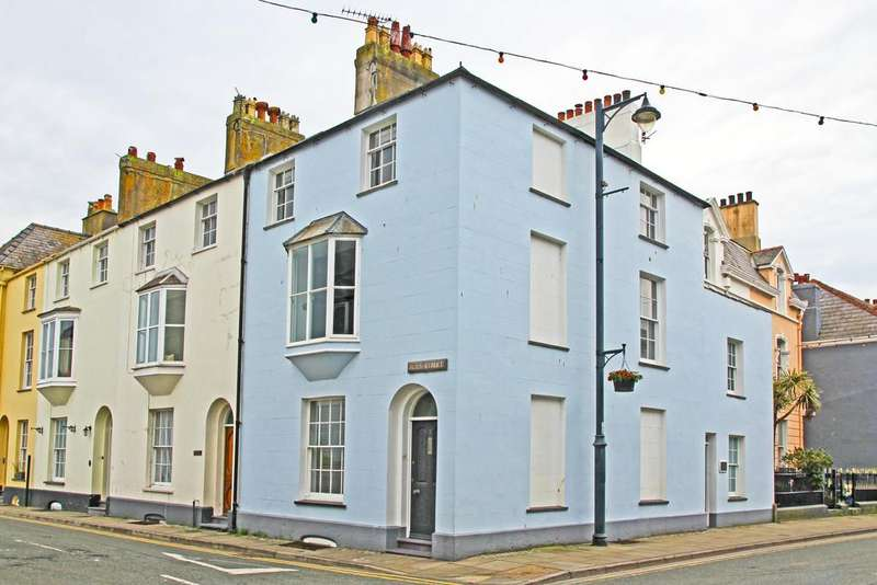 4 Bedrooms End Of Terrace House for sale in Beaumaris, Anglesey