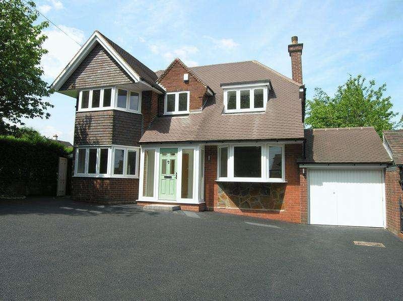 4 Bedrooms Detached House for sale in Beacon Hill, Aldridge