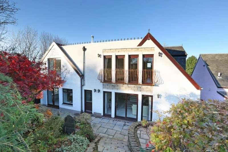 5 Bedrooms Detached House for sale in Leaburn, East Kilbride, G75