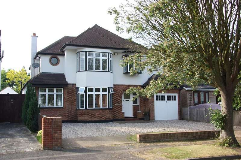 4 Bedrooms Detached House for sale in Sebastian Avenue, Shenfield, Brentwood, CM15