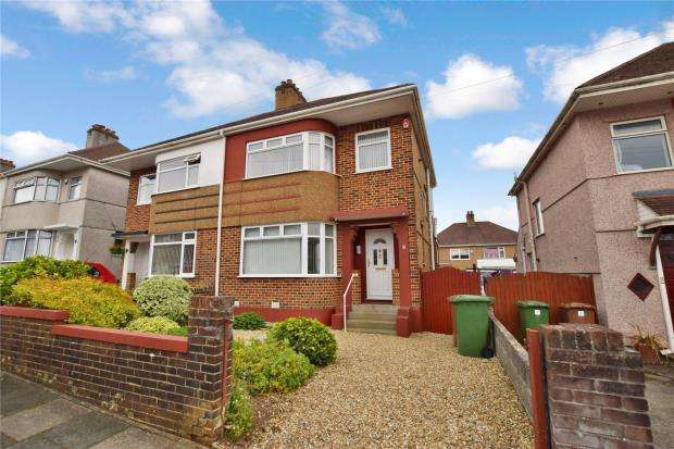 3 Bedrooms Semi Detached House for sale in Lester Close, Plymouth, Devon