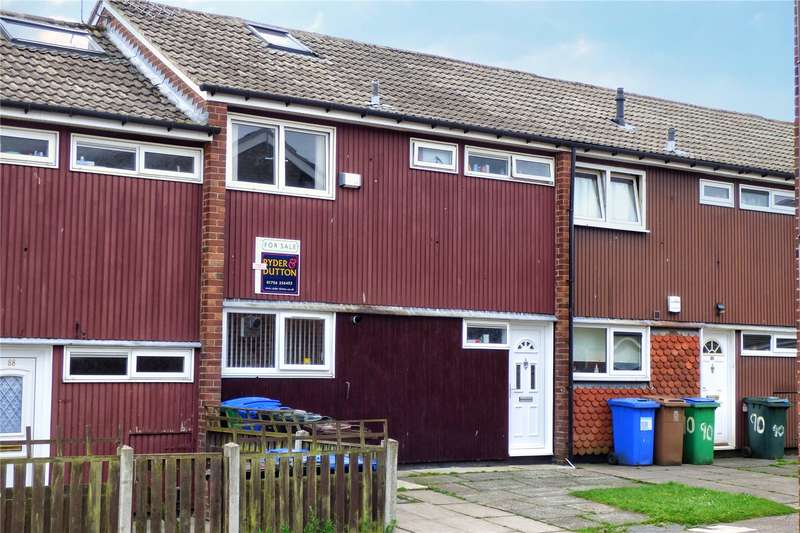 3 Bedrooms Terraced House for sale in Buckley View, Rochdale, Greater Manchester, OL12