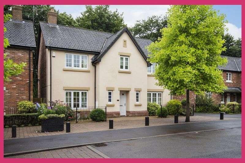 4 Bedrooms Property for sale in John Fielding Gardens Llantarnam, Cwmbran