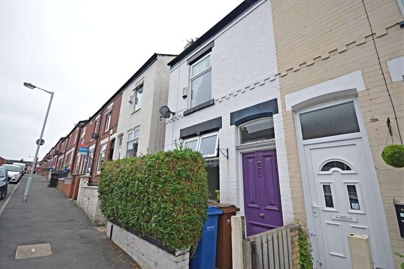 2 Bedrooms Semi Detached House for sale in Freemantle Street, Edgeley