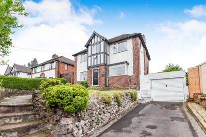 5 Bedrooms Detached House for sale in Lichfield Road, Rushall, Walsall, West Midlands