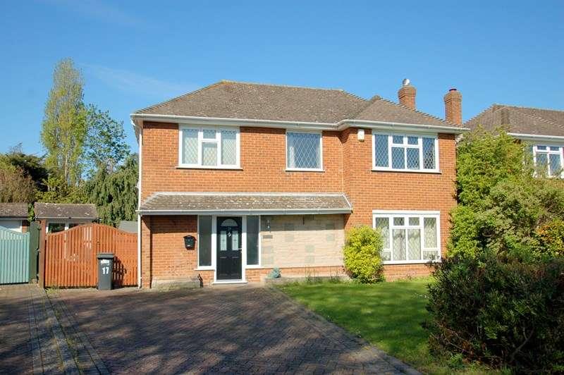 3 Bedrooms Detached House for sale in Mound Close, Alverstoke, Gosport