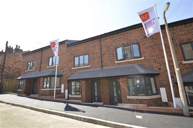 3 Bedrooms Mews House for sale in Newton Street, Macclesfield