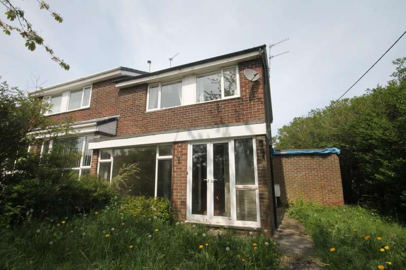 3 Bedrooms Semi Detached House for sale in Copeland Road, West Auckland, Bishop Auckland