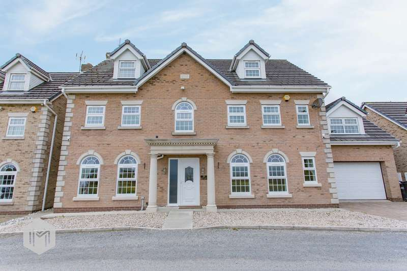6 Bedrooms Detached House for sale in Stanley Lane, Aspull, Wigan, WN2
