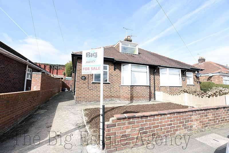 3 Bedrooms Bungalow for sale in Chester Close, Shotton, CH5