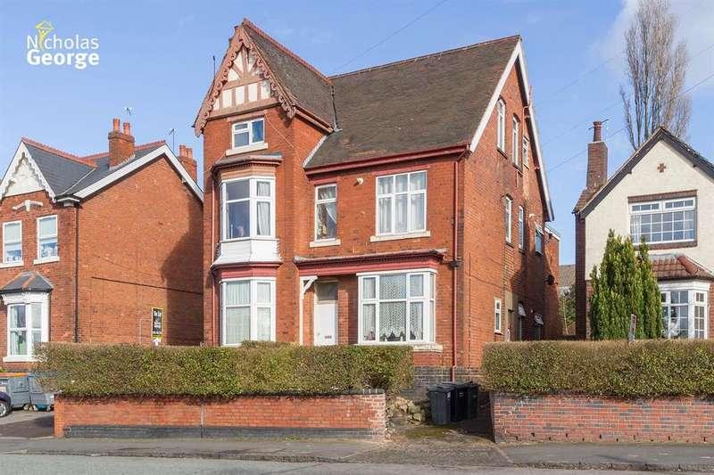 6 Bedrooms Detached House for sale in Vicarage Road, Oldbury, West Midlands, B68 8HT