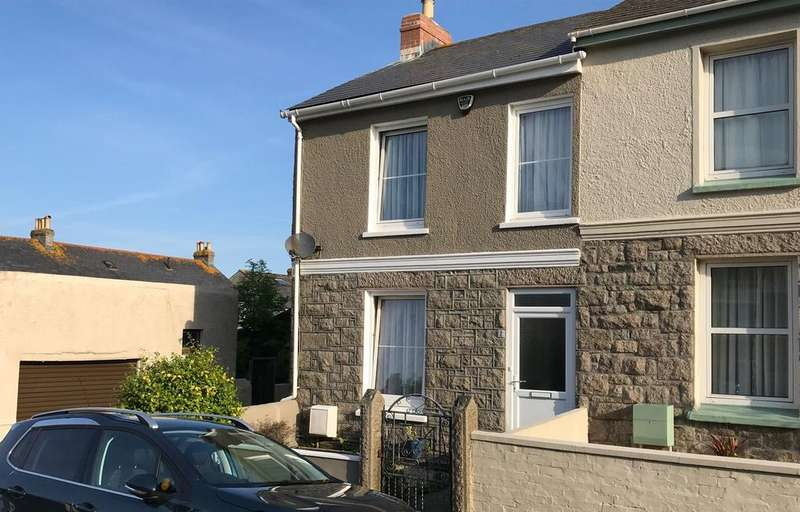 4 Bedrooms End Of Terrace House for sale in Coronation Road, Redruth TR15