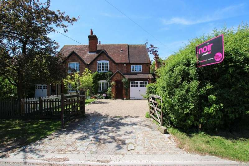 4 Bedrooms Semi Detached House for sale in Arborfield, Reading, RG2