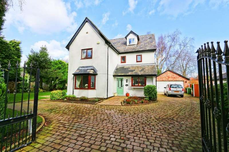 4 Bedrooms Detached House for sale in The Orchard 8A Roe Green, Worsley, Manchester