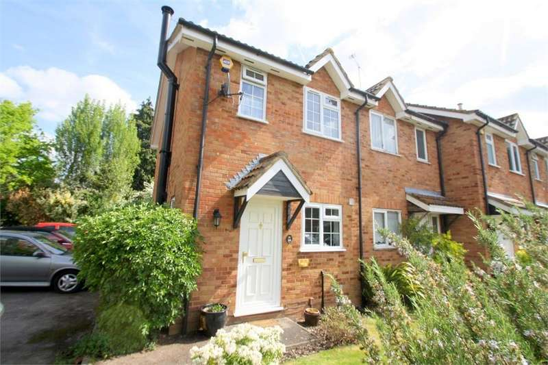 2 Bedrooms End Of Terrace House for sale in Penn Road, Datchet, SLOUGH, Berkshire