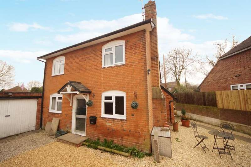 3 Bedrooms Cottage House for sale in London Road, Odiham, RG29