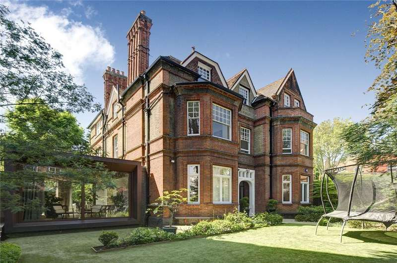 5 Bedrooms Flat for sale in Akenside Road, Hampstead, London, NW3