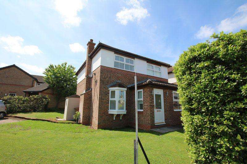 3 Bedrooms Detached House for sale in The Grange, Woodham, Newton Aycliffe
