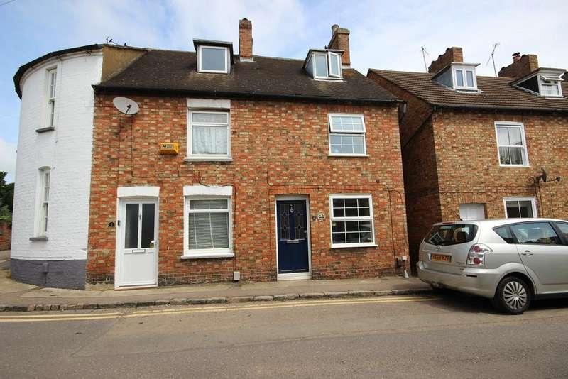 2 Bedrooms End Of Terrace House for sale in Saunders Piece, Ampthill, Bedford, MK45