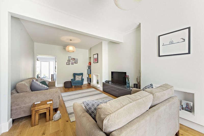 4 Bedrooms Terraced House for sale in Sandhurst Road, LONDON, SE6