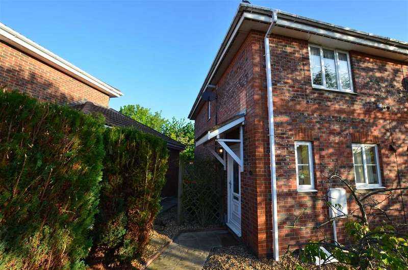 2 Bedrooms End Of Terrace House for sale in Arnald Way, Houghton Regis