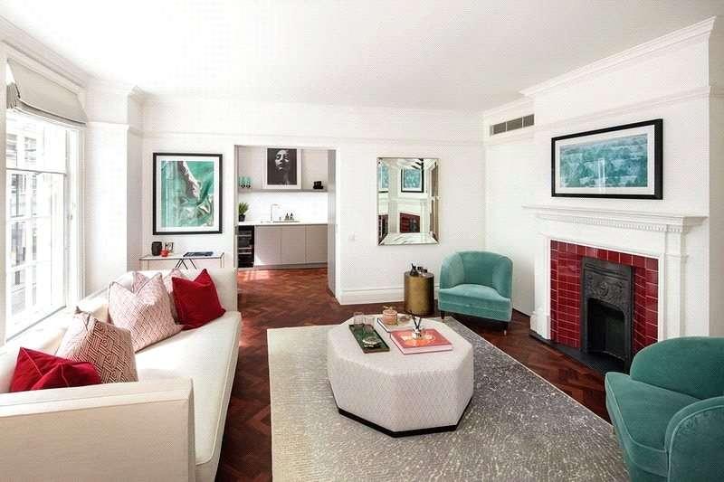 2 Bedrooms Flat for sale in Great Portland Street, London, W1W
