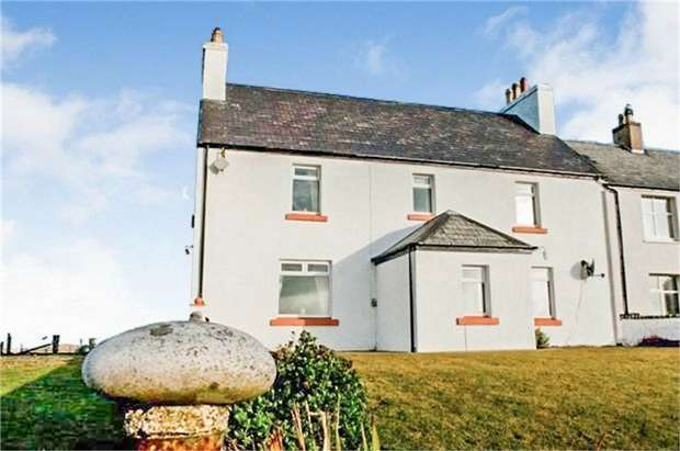 7 Bedrooms Semi Detached House for sale in Balephetrish, Balephetrish, Isle of Tiree, Argyll and Bute