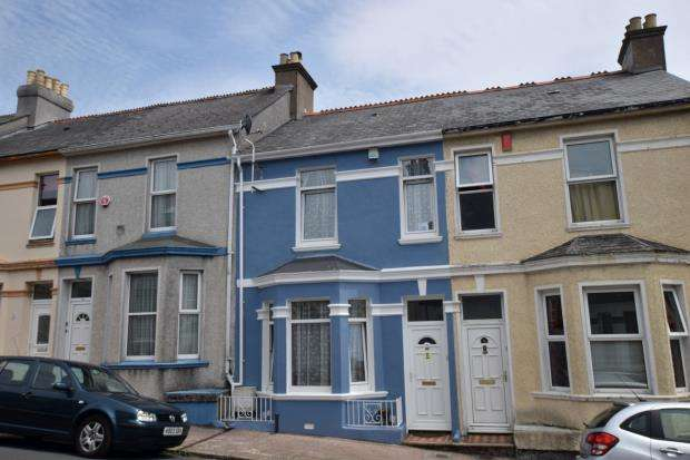 2 Bedrooms Terraced House for sale in Maristow Avenue, Plymouth, Devon