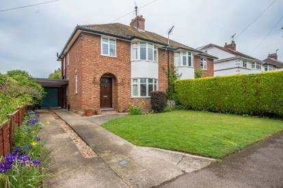 3 Bedrooms Semi Detached House for sale in Girton, Cambridge