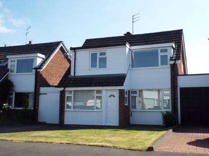 4 Bedrooms Link Detached House for sale in Caldy Road, Handforth, Wilmslow, Cheshire