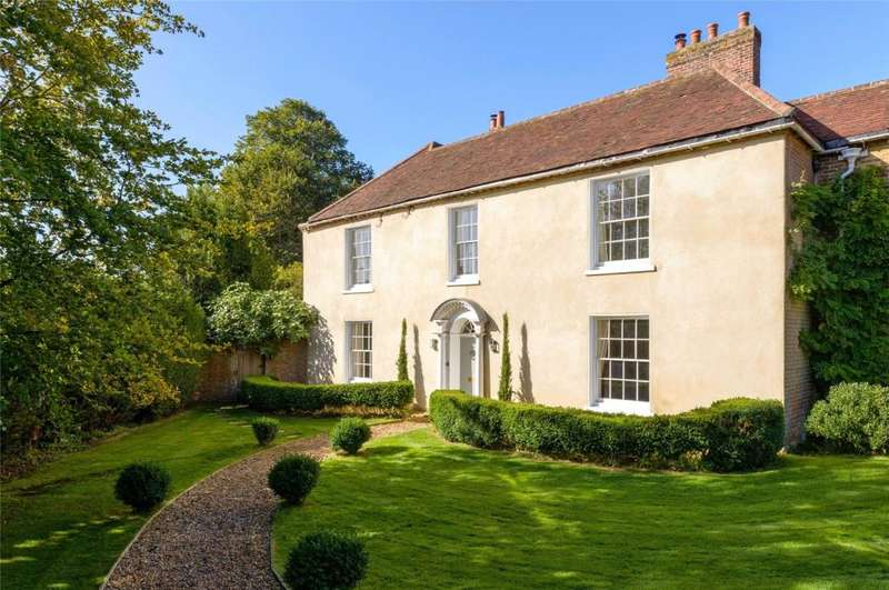 5 Bedrooms House for sale in Funtington, Chichester, West Sussex, PO18