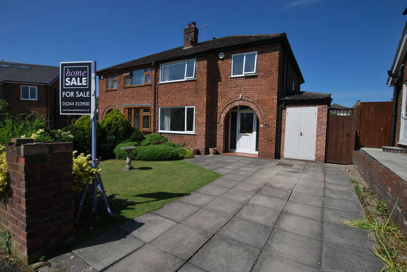 3 Bedrooms Semi Detached House for sale in Hilary Close, Great Boughton