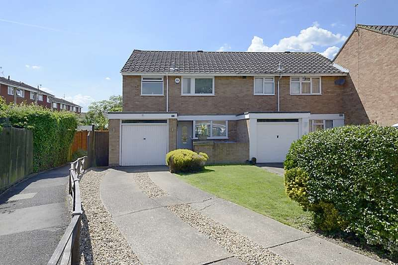 3 Bedrooms End Of Terrace House for sale in Birch Grove, Windsor, Berkshire, SL4