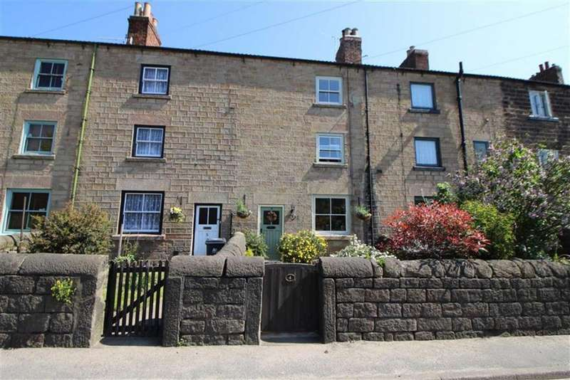 2 Bedrooms Terraced House for sale in Dukes Buildings, Milford