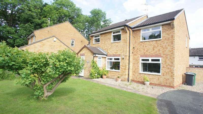 4 Bedrooms Detached House for sale in Kinross Close, Warrington