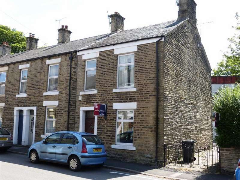 4 Bedrooms End Of Terrace House for sale in Hollincross Lane, Glossop