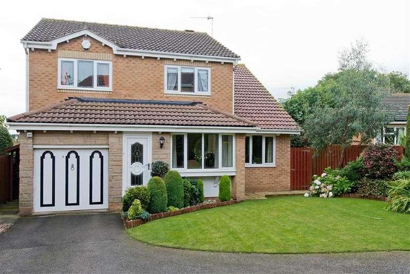 4 Bedrooms Detached House for sale in 9, Stubley Croft, Dronfield Woodhouse, Dronfield, Derbyshire, S18