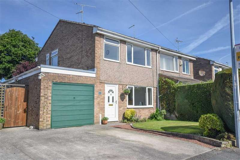 3 Bedrooms Semi Detached House for sale in Archway, Mold, Mold