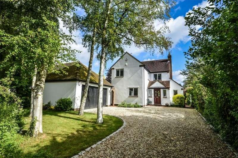4 Bedrooms Detached House for sale in Water Bridge, Arkesden, Nr Saffron Walden