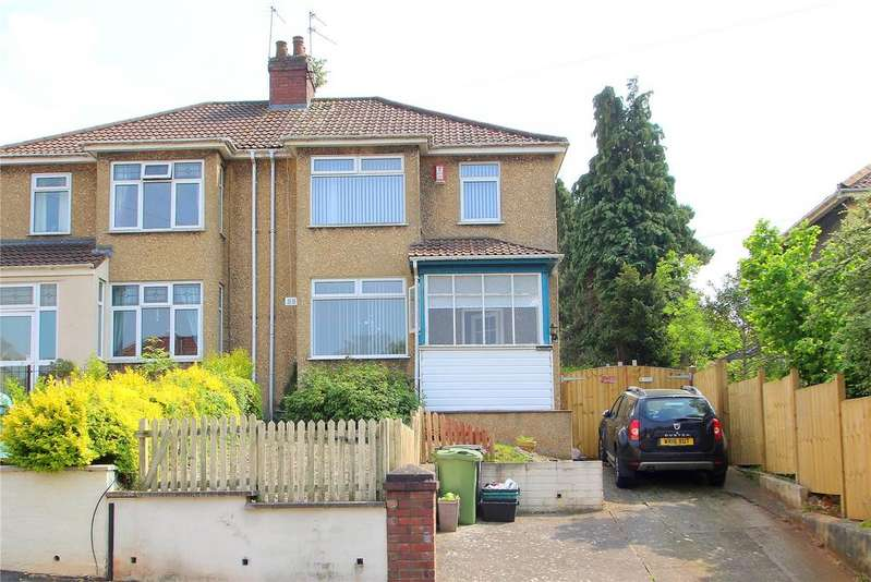 3 Bedrooms Semi Detached House for sale in Homedale, St Annes Park Road, BRISTOL, BS4