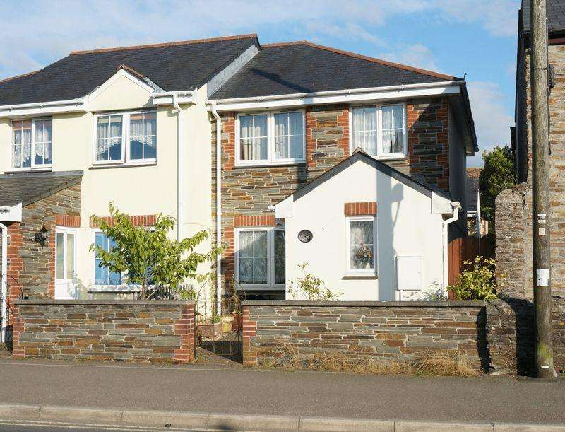 3 Bedrooms Semi Detached House for sale in Callington