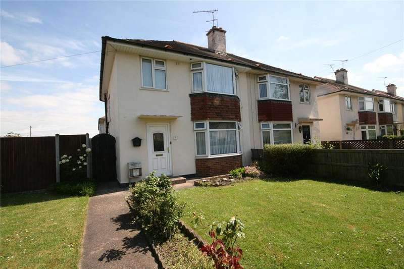 3 Bedrooms Semi Detached House for sale in Ash Road, Crewe, Cheshire, CW1