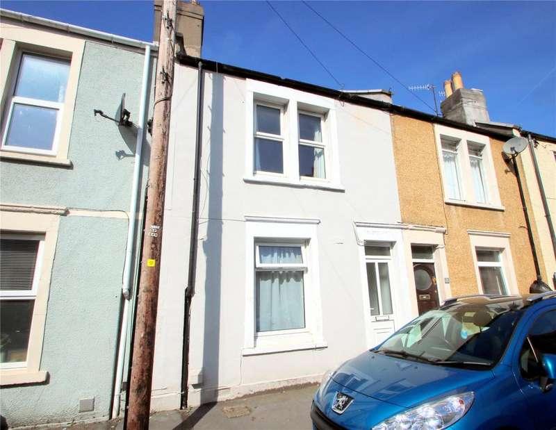 2 Bedrooms Terraced House for sale in Dartmoor Street, Southville, Bristol, BS3