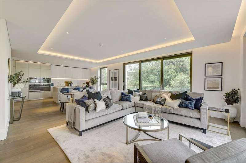3 Bedrooms Flat for sale in Holland Park Villas, 6 Campden Hill, Kensington, London, W8