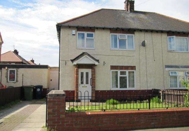 3 Bedrooms Semi Detached House for sale in Evans Street, Grangetown, Middlesbrough, TS6