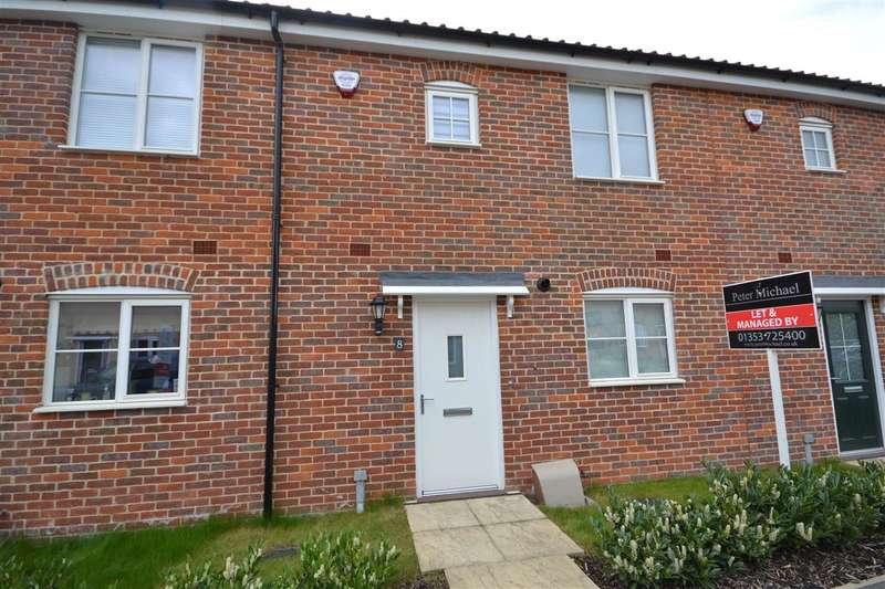 3 Bedrooms Terraced House for sale in Celandine View, Soham