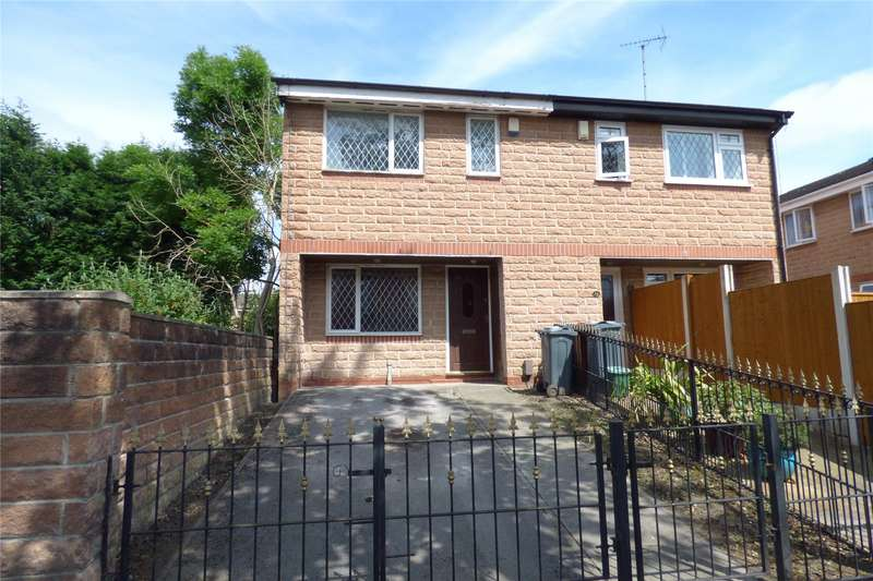 3 Bedrooms Semi Detached House for sale in Lawson Street, Blackley, Manchester, M9